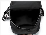 Рюкзак женский черно-желтый Up-To-Date, фото 4