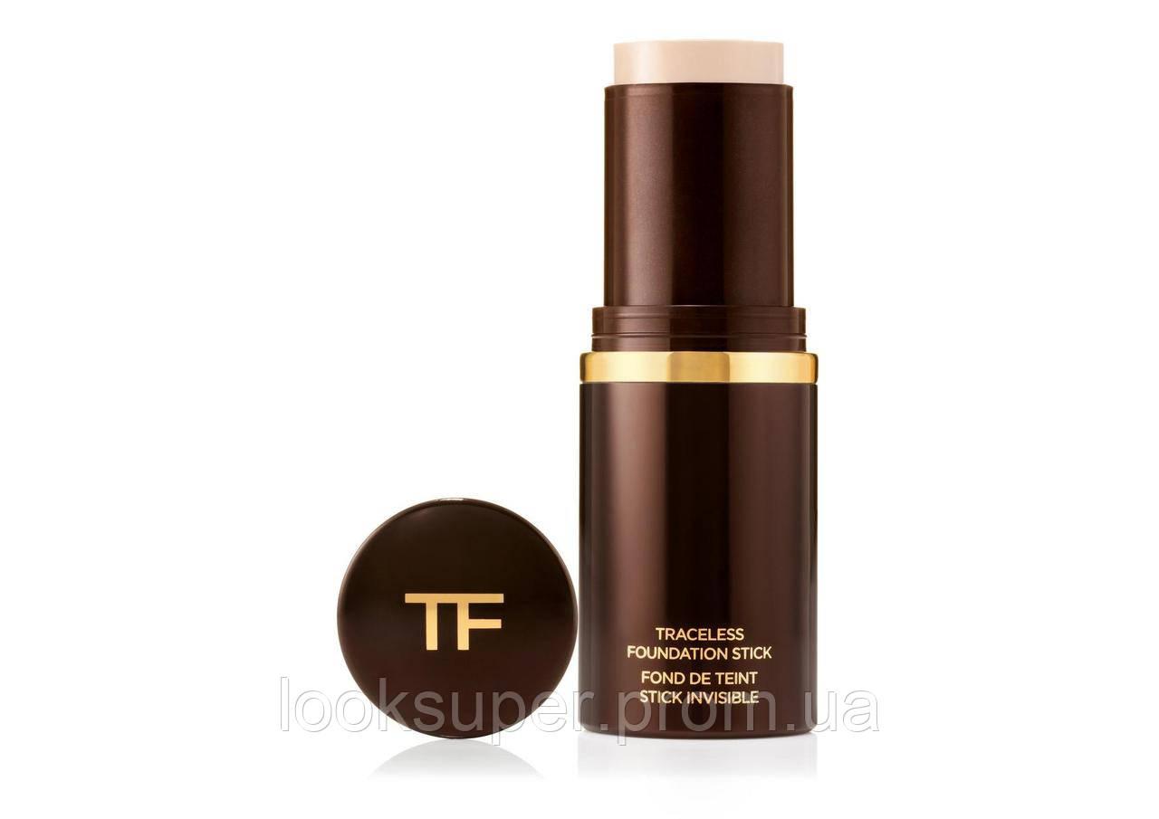 Основа под макияж в стике TOM FORD  TRACELESS FOUNDATION STICK 0.5 PORCELAIN