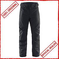 Штаны мужские Craft Alpine Eira Padded горнолыжные черные 1902290-9999