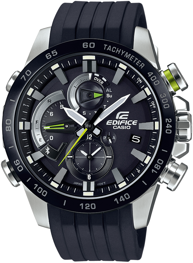 Часы Casio Edifice EQB-800BR-1A Bluetooth