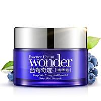 Увлажняющий крем для лица с экстрактом черники BIOAQUA Wonder Essence Cream 50 ml, фото 1