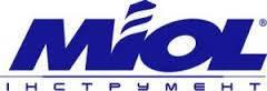 Набор ключей рожково-накидных CRV сатин 8шт(8-19мм) усиленной прочночти Миол 51-705, фото 2