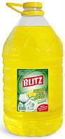 Для миття посуди Blitz бальзам алоє 5л.