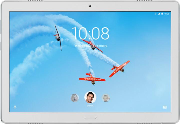 Планшет Lenovo Tab P10 TB-X705L LTE 4/64GB Sparkling White