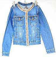 Куртка джинсовая подросток Stefani Kid 21-20 (21-26/6ед) 13.5$