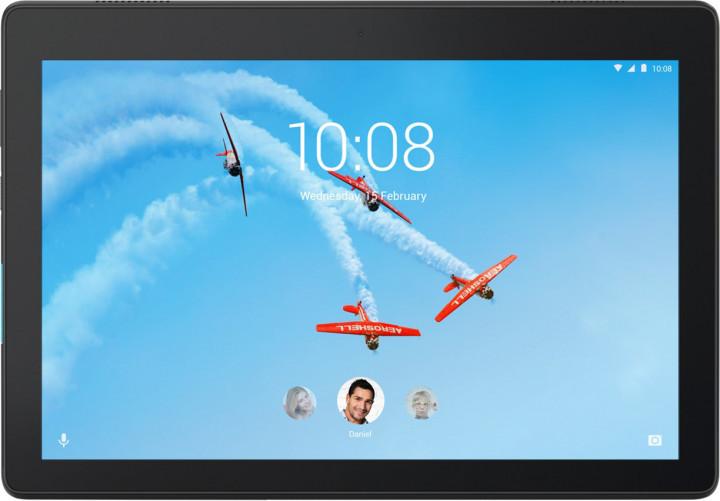 Планшет Lenovo Tab E10 Wi-Fi 2/16GB Slate Black