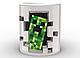 Кружка GeekLand Minecraft Майнкрафт крипер MС.02.022, фото 3