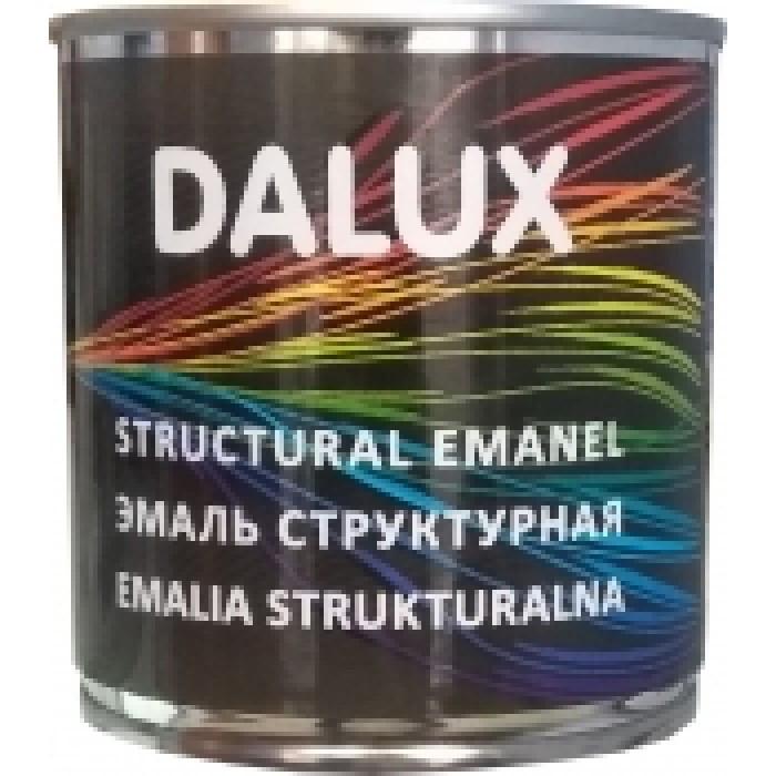 Фарба для бампера DALUX Bumper Paint 9005 чорна 0,4 л