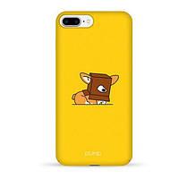 Накладка для iPhone 7 Plus/iPhone 8 Plus пластик Pump Tender Touch Case Corgi