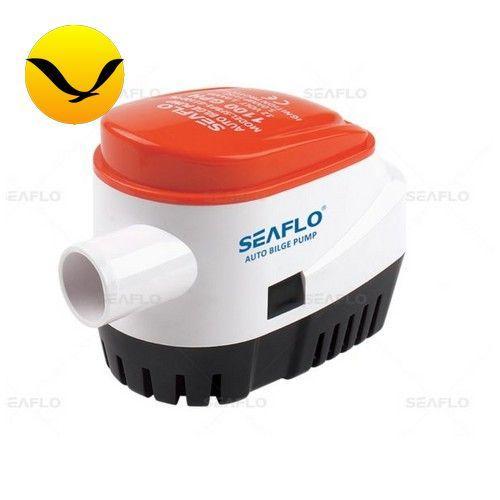 Помпа погружная Seaflo G1100GPH. SFBP1-G1100-06. Механический автомат. (Помпа трюмная);