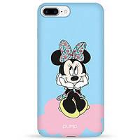 Накладка для iPhone 7 Plus/iPhone 8 Plus пластик Pump Tender Touch Case Pretty Minnie Mouse