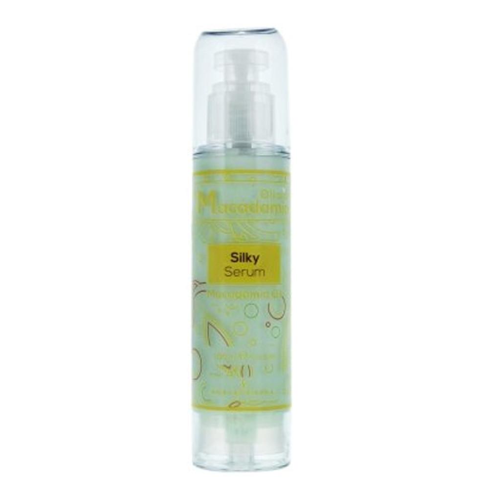 Флюид-шелк для волос Kleral System Macadamia Silky Serum 100 мл