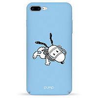 Накладка для iPhone 7 Plus/iPhone 8 Plus пластик Pump Tender Touch Case Shoopy