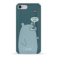 Накладка для iPhone 7/iPhone 8 пластик Pump Tender Touch Case Lovely Daddy