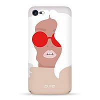 Накладка для iPhone 7/iPhone 8 пластик Pump Tender Touch Case Red Eye