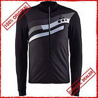 Джерси мужское Craft Reel Thermal черное 1905456-999900