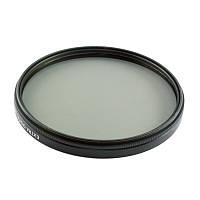 Світлофільтр ультрафіолетовий 58 mm Extradigital CPL (EDFCPL5800)