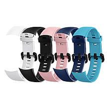 Ремешок для фитнес-браслета Honor Band 4 (силиконовый), фото 3