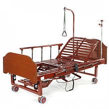 Кровать электрическая с туалетным устройством и функцией «кардиокресло» YG-2 Праймед