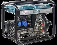 Дизельний генератор KS 6100HDE, фото 1