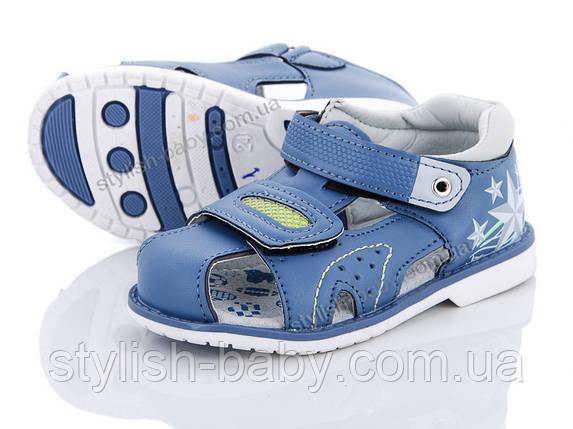 Детская летняя обувь 2019. Детские босоножки бренда Ok Shoes для мальчиков (рр. с 21 по 26), фото 2