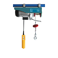 Электрическая лебедка Kraissmann SH 125/250 (высота подъема 10м/20м)