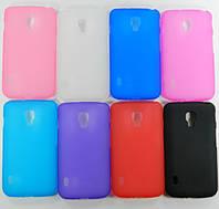 Накладка для Nokia 5 Dual Sim силікон TPU Червоний