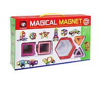 Магнитный конструктор Magical Magnet 40 деталей (2_006510)