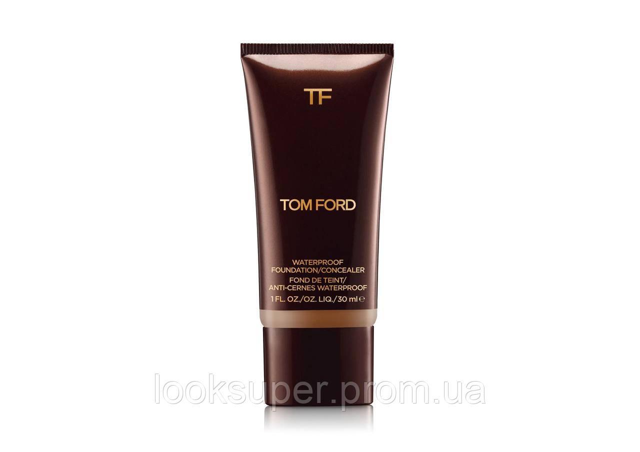 Водостойкая основа и консилер TOM FORD  WATERPROOF CONCEALER AND FOUNDATION  CHESTNUT