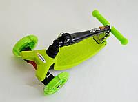 Maxi Micro детский самокат светящиеся мягкие колёса