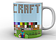 Кружка GeekLand Minecraft Майнкрафт постер MС.02.030, фото 3