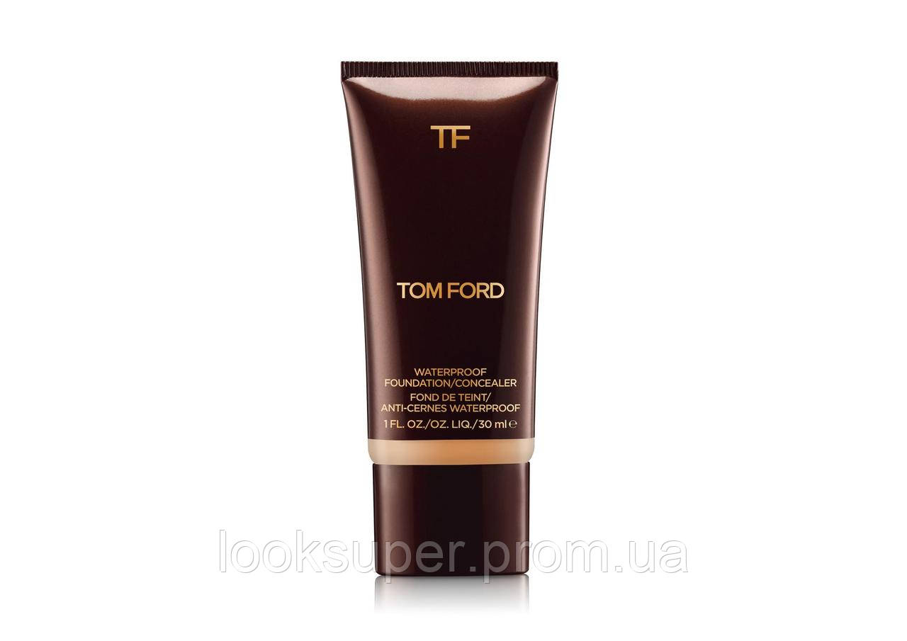 Водостойкая основа и консилер TOM FORD  WATERPROOF CONCEALER AND FOUNDATION  TAWNY