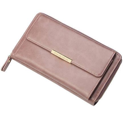Великі гаманці клатчі жіночі baellerry, фото 2
