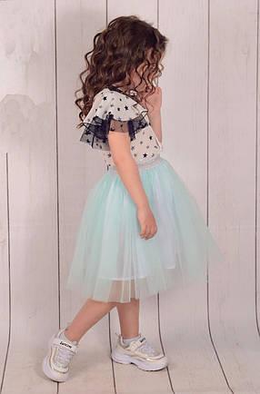 Детская юбка  в школу р. 128-152 , фото 2