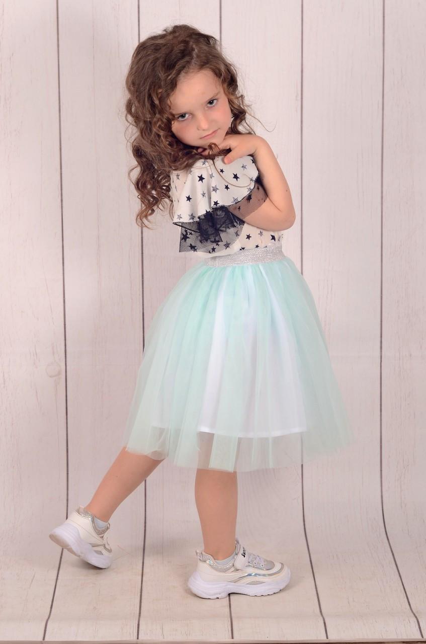 Детская юбка  в школу р. 128-152
