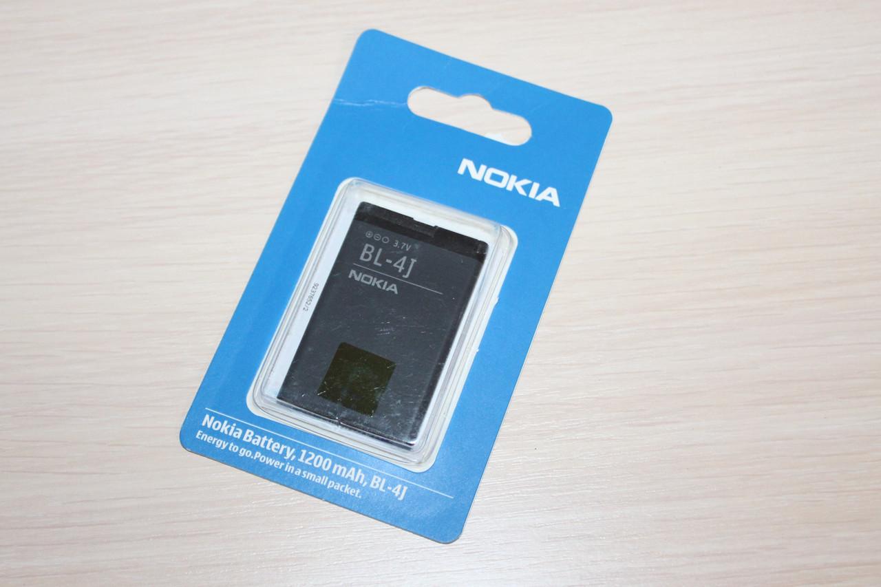 Аккумулятор Nokia BL-4J (C6) orig