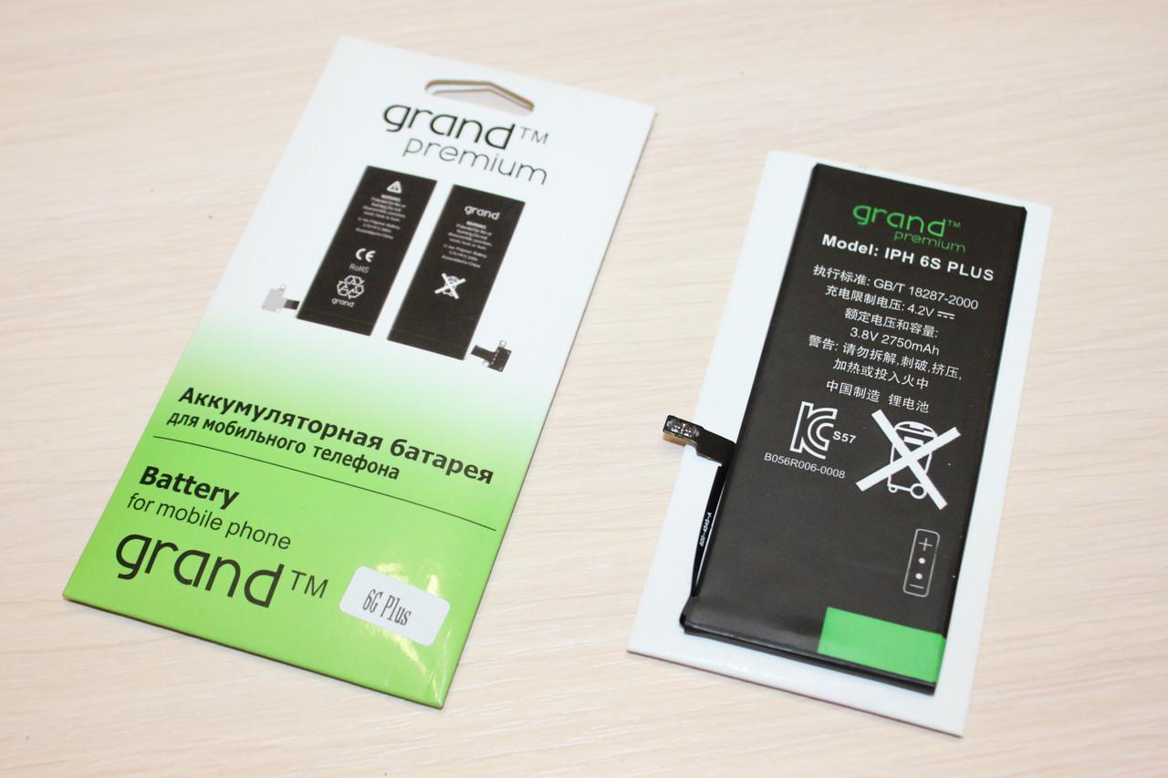 Аккумулятор Grand Premium iPhone 6 Plus