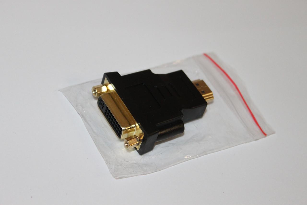Переходник DVI (m) на HDMI