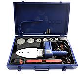 Паяльник для пластиковых труб Kraissmann 1500 EMS 6 (электронный дисплей)