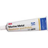3M™ 09018E Полировальная паста для восстановления и полировки металла, 150 мл