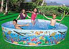 Детский каркасный бассейн Intex 58472 244*46см, фото 2