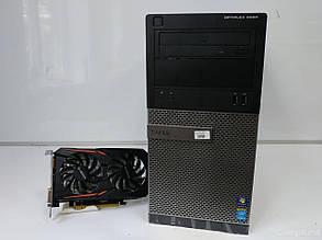 DELL 3020 Tower / Intel Core i5-4570 (4 ядра по 3.2-3.6GHz) / 8 GB DDR3 / 240 GB SSD new / GeForce GTX 1050 TI 4GB GDDR5 (HDMI,DVI,DP), фото 2