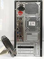 EuroCom Tower / AMD FX-4300 (4 ядер по 3.8-4.0GHz) / 6GB DDR3 / 320GB HDD / GeForce GT 1050 Ti 4GB GDDR5 128bit (HDMI,DVI,DP), фото 3