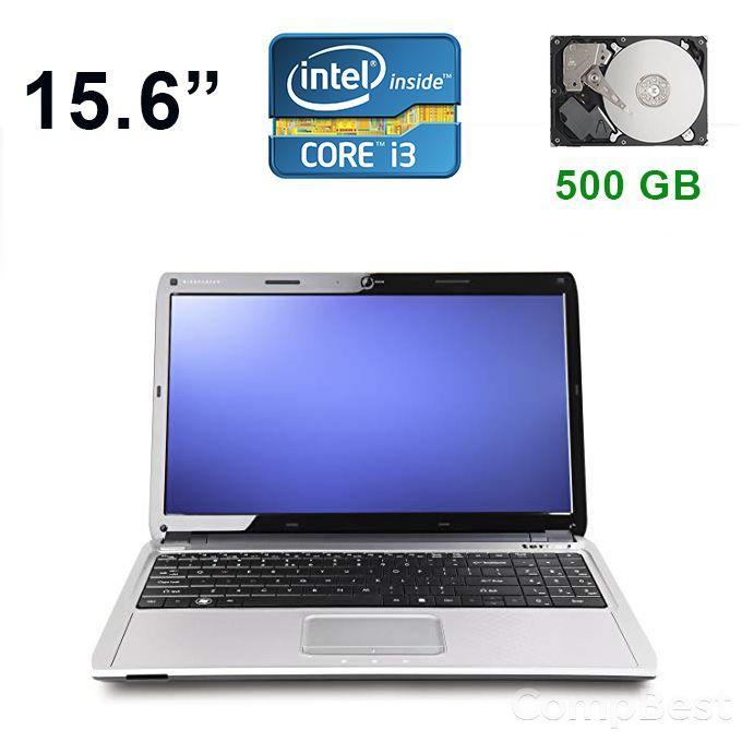 TERRA Mobile 1562P / 15.6' / Intel Core i3 2370M (2(4) ядра по 2.4GHz) / 4GB RAM / 500GB HDD / HDMI, VGA