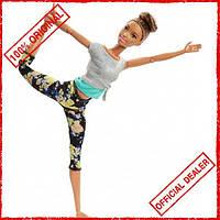 "Кукла Barbie серии ""Двигайся, как я"" FTG80-2"