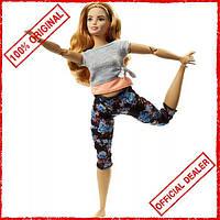 "Кукла Barbie серии ""Двигайся, как я"" FTG80-4"