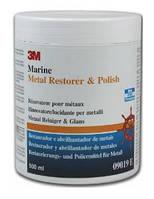 3M™ 09019E Полировальная паста для восстановления и полировки металла, 500 мл