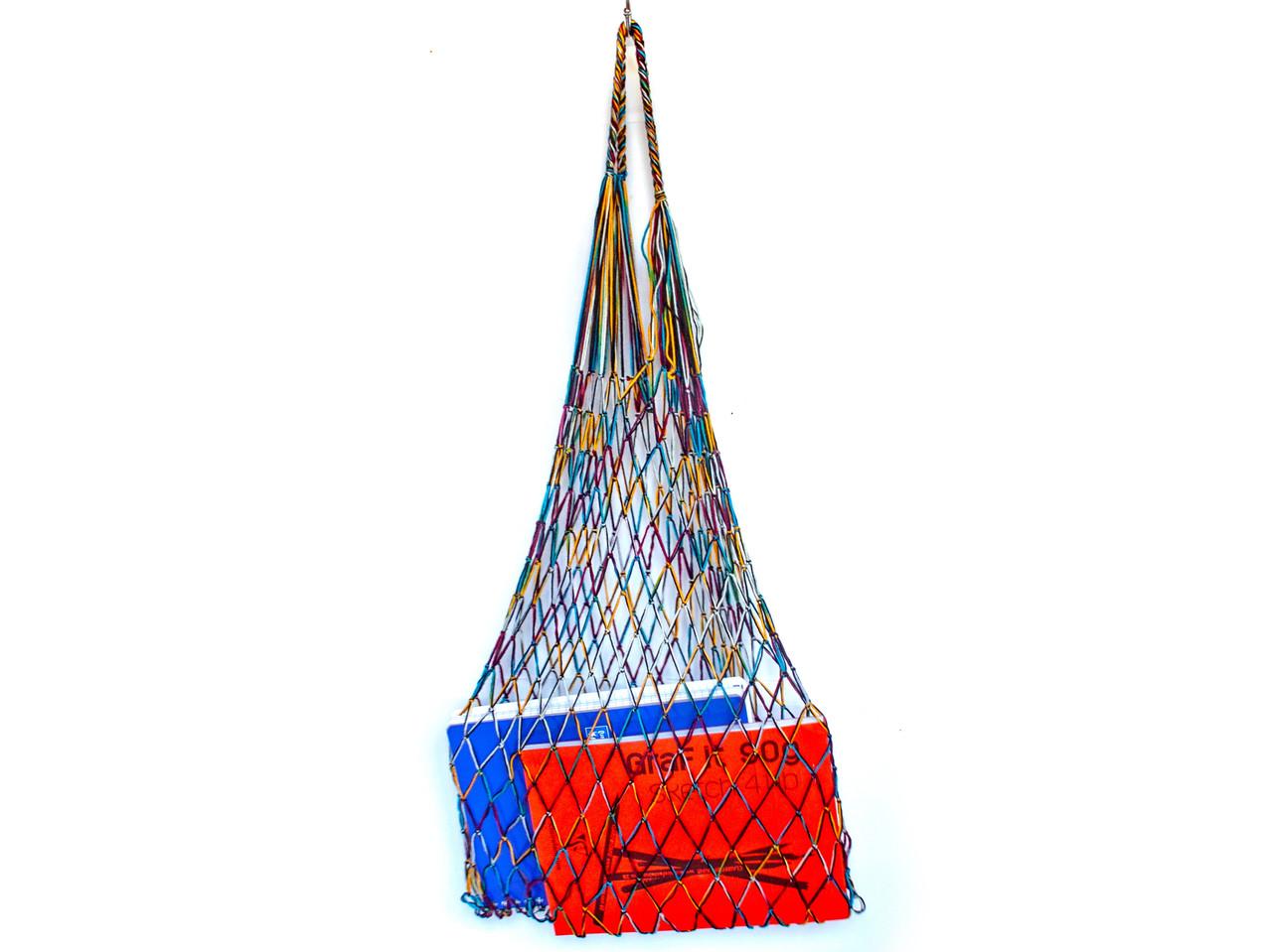 Авоська - Ежедневная Французская сумка - Шопер Эко сумка - Крейзи в темном