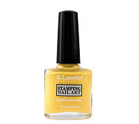 Лак для ногтей для стемпинга G. Lacolor 003