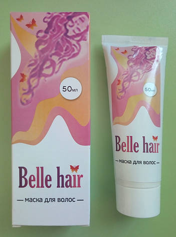 Belle Hair - Маска для восстановления волос (Бель Неир), фото 2
